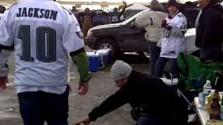 Eagles Tailgate Field Goal Challenge