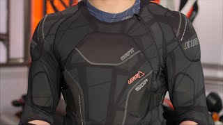 Leatt 3DF AirFit Body Protector Review at RevZilla.com