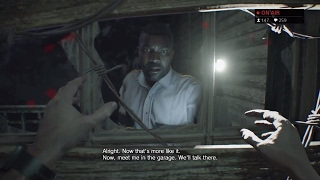 Resident Evil 7 Infinite AMMO Speed Run World Record Attempt