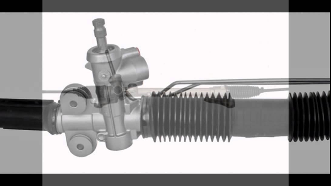Рулевая рейка FORD FIESTA 1543718, 8V513200CE, DF7132110A, DF7132110B, DF9532960