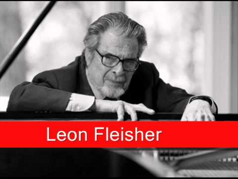 Leon Fleisher: Mozart - Piano Sonata in C major, KV 330