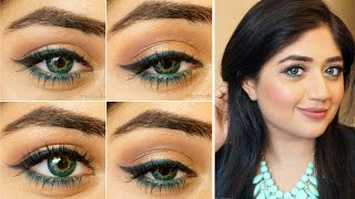 Summer Makeup Tutorial for Hooded Eyes | corallista