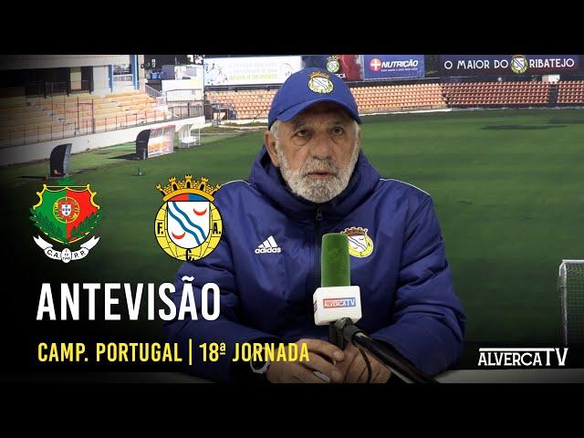 Pêro Pinheiro - FC Alverca Antevisão