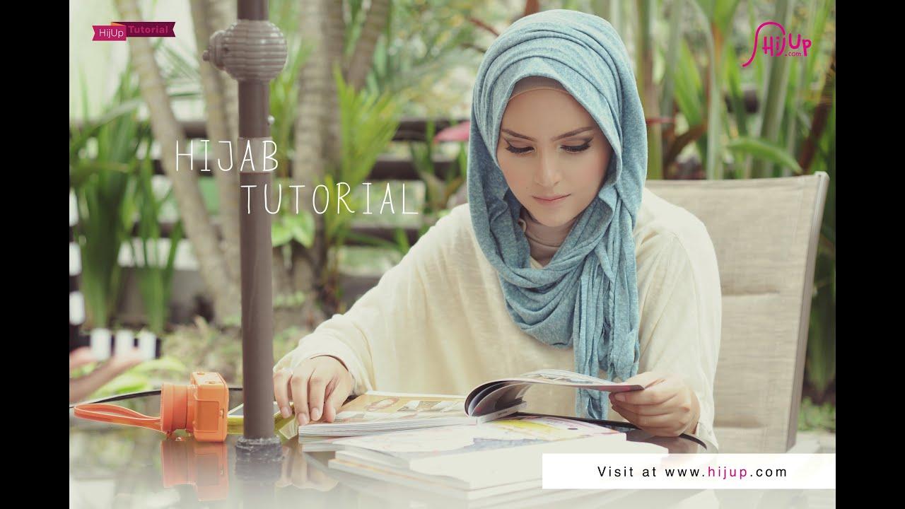 Hijab Tutorial Special Ramadhan Ngabuburit With Zahratul Jannah