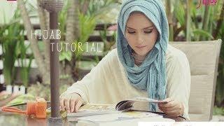 """Hijab Tutorial Special Ramadhan """"Ngabuburit"""" with Zahratul Jannah Thumbnail"""