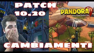 PATCH 10.20 FORTNITE RÉACTION - RETOUR EN ACTION PLUS CARIC QUE JAMAIS
