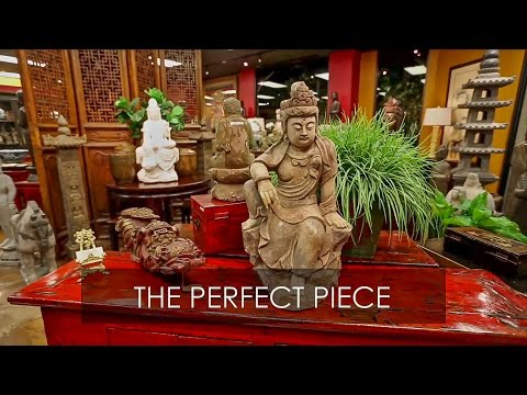 Dwight Polen - Antique Chinese Art and Furniture - Video Production by Isning Gamez