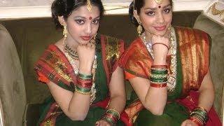 Bengali folk dance by Svetlana Tulasi & Ridy