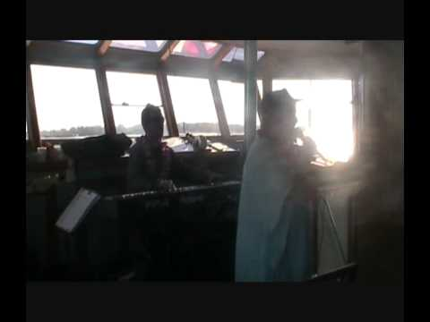 Adam & the Antiques - The Love Boat - on the Hastings River
