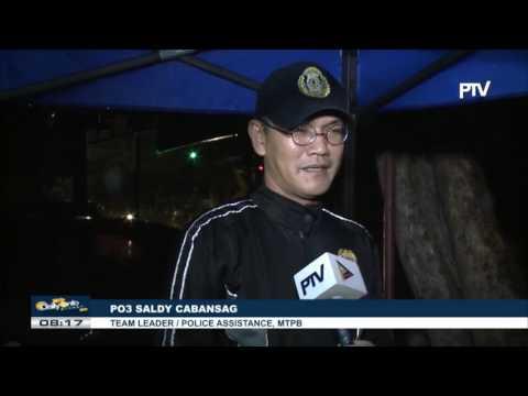 Truck ban violators, hinuli ng MTPB