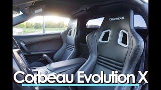 MAJOR C5/C6 Upgrade - Corbeau Evolution X Seats