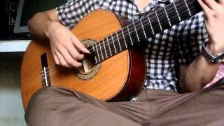Con duong tinh yeu - guitar cover