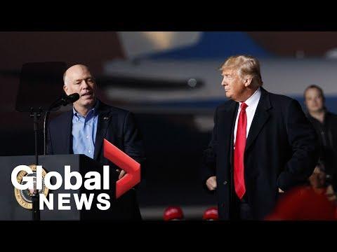 'My kind of guy': Trump jokes about U.S. congressman assaulting journalist