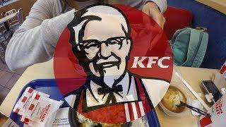 Jedzenie w USA: Kentucky Fried Chicken