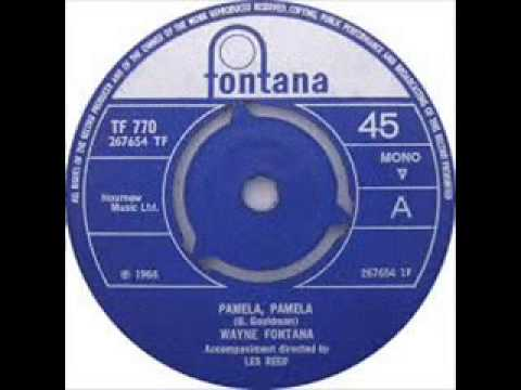 Wayne Fontana - Pamela Pamela Stereo