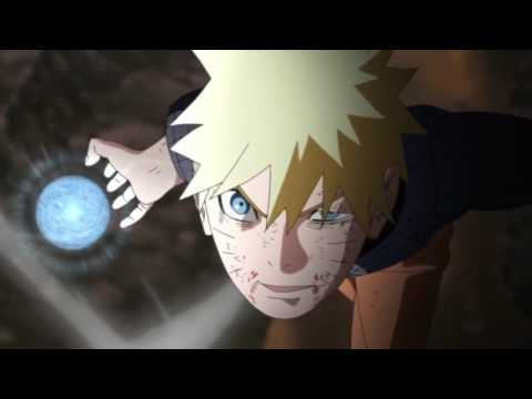 Naruto Shippuuden.......NARUTO VS SASUKE FINAL rasengan vs chidori