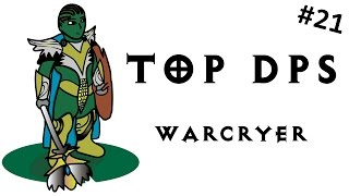 Top DPS - Warcryer - Lineage 2