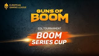 EGL BOOM SERIES CUP - Week 2