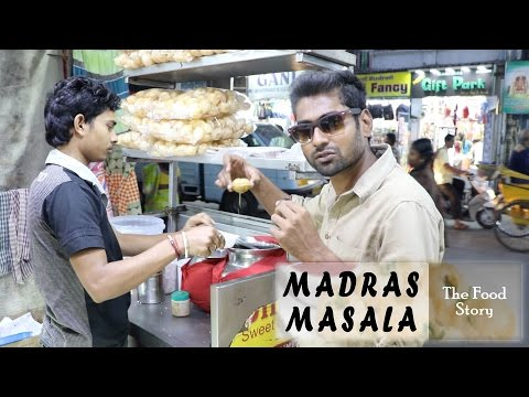 The Story of Pani Puri | Madras Masala Epi 1 | Food Feature | Madras Central
