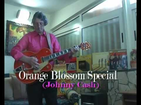 Orange Blossom Special (Johnny Cash)