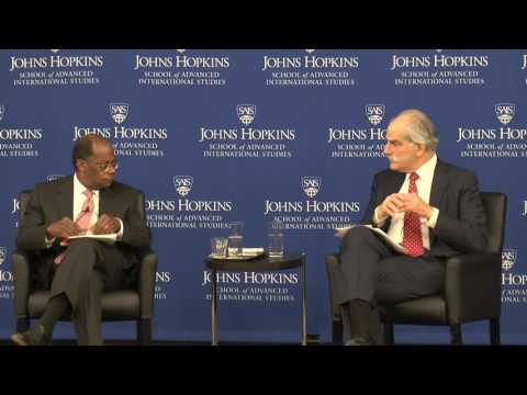 A Conversation with Dr  Roger W  Ferguson, Jr  President and CEO of TIAA