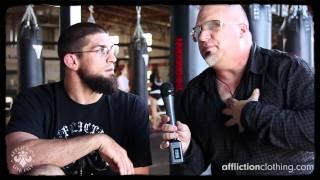 Affliction S Ski Talks UFC 136 Stann Vs Sonnen With Court McGee