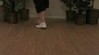 Hard Step - Clogging Step Practice
