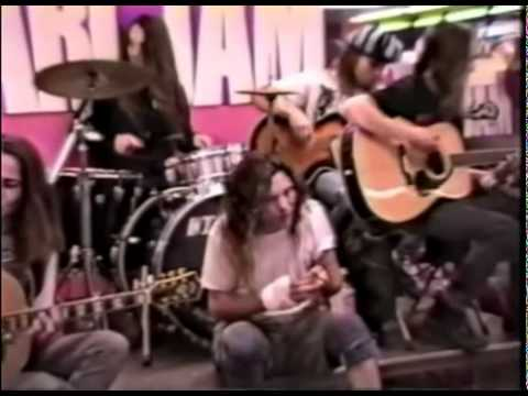 Pearl Jam - Oceans (Tower Records, Yonkers, NY, USA, November 14, 1991)