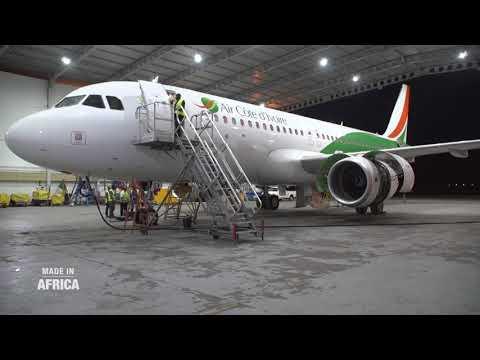 #MadeinAfrica Air Côte d'ivoire à la conquête du ciel africain