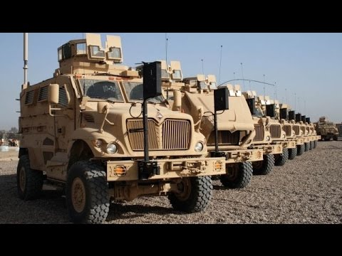 US Sending Tanks & Armored Vehicles Near Russia