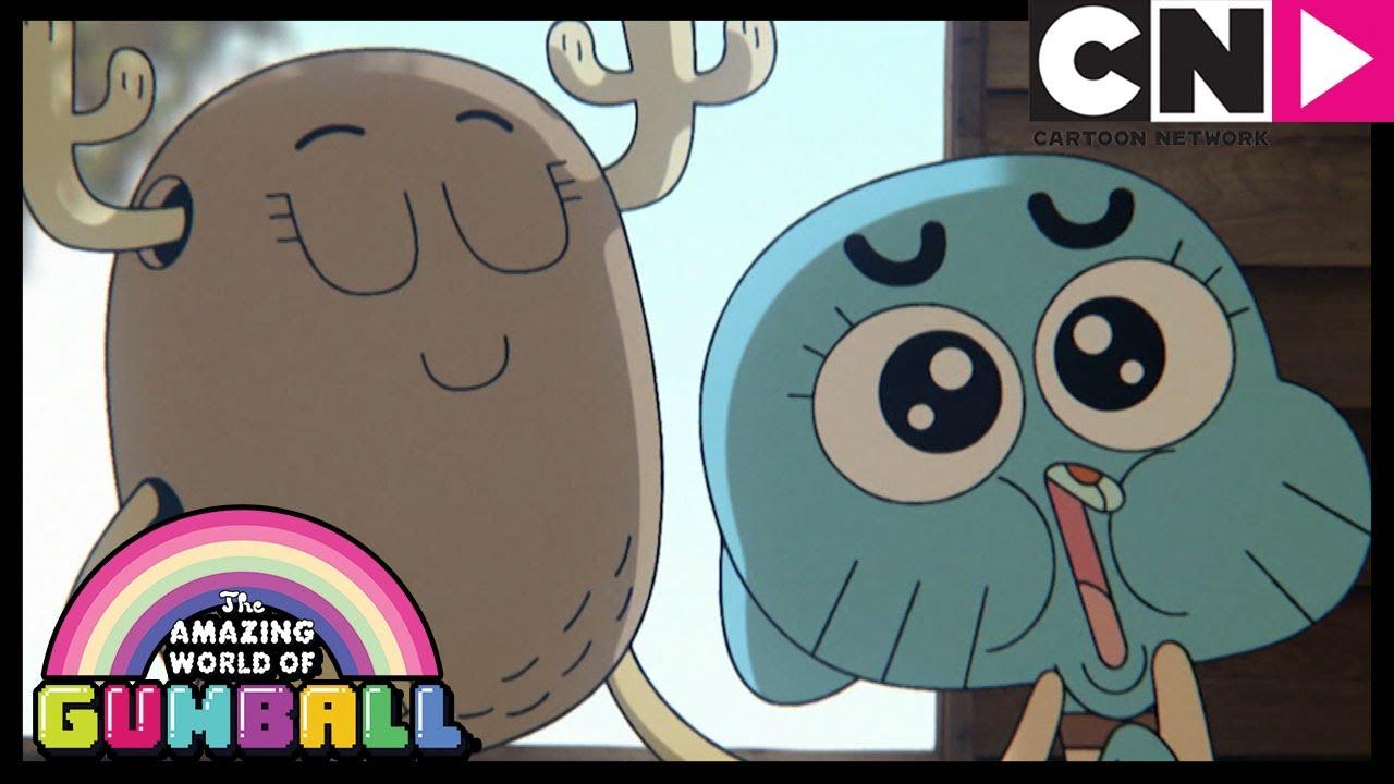 Ciśnienie   Niesamowity świat Gumballa   Cartoon Network
