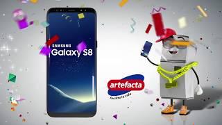 Recicla y Renueva tu celular - Samsung Galaxy S8 - Artefacta