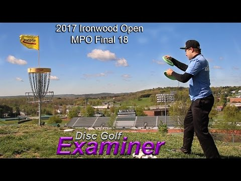 2017 Ironwood Open B-Tier MPO Final 18 Holes