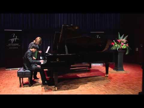 Natasha Vlassenko Masterclass: Oscar Jiang