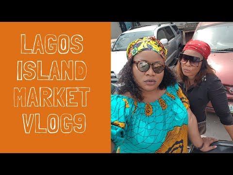 Lagos Island market |Balogun market |Vlog9