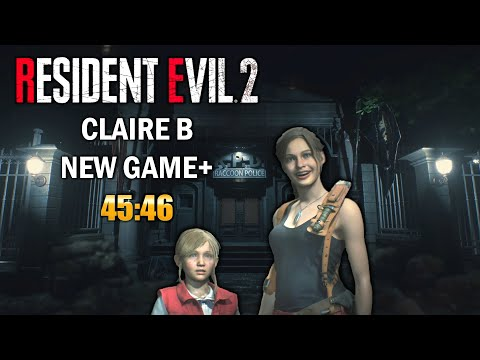 New Game Pc In 45m 46s By Hazeblade Resident Evil 2 2019