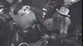 Calvin Russell with Gary Craft - Shackles and chains - 1992