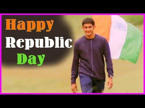 Vandemataram Song - Republic Day - 2016 Special Song - Maheshbabu