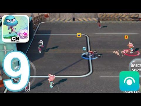 CN Superstar Soccer: Goal!!! - Gameplay Walkthrough Part 9 - Superstar Cup: Marceline (iOS)