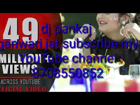 Jalebi Juda - Latest Haryanvi DJ Song 2018 - Rakesh Tanwar - Anjali Ragha