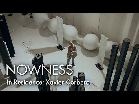 "In Residence Ep18: ""Xavier Corbero"" by Albert Moya"