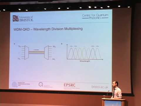 Philip Sibson: Integrated Silicon Photonics for Quantum Key Distribution