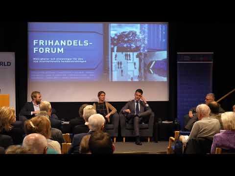 Tillståndet för internationell handel: framgångsrika resultat och stora utmaningar 2