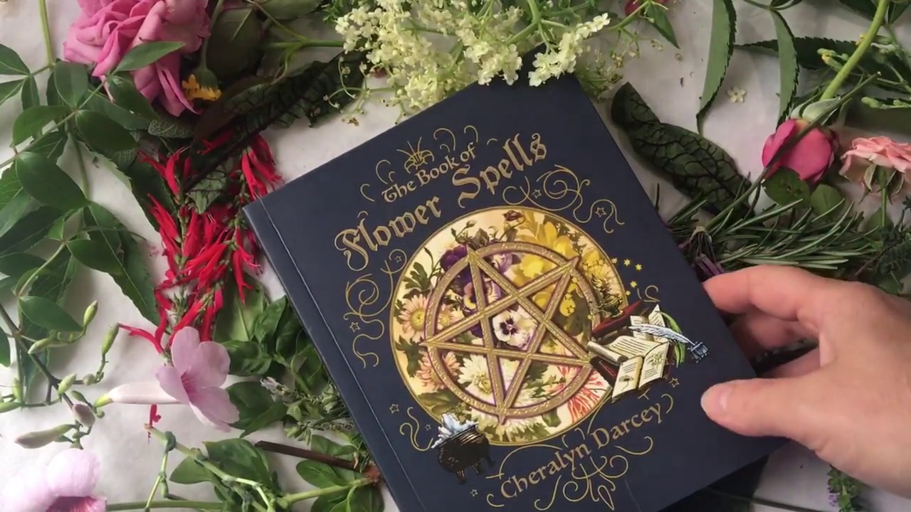 First reveal - The Book of Flower Spells and The Book of Herb Spells