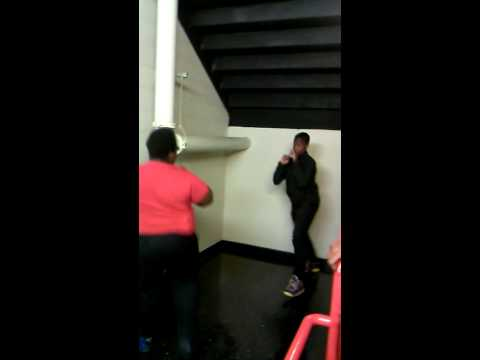 Terry fight at shaw high