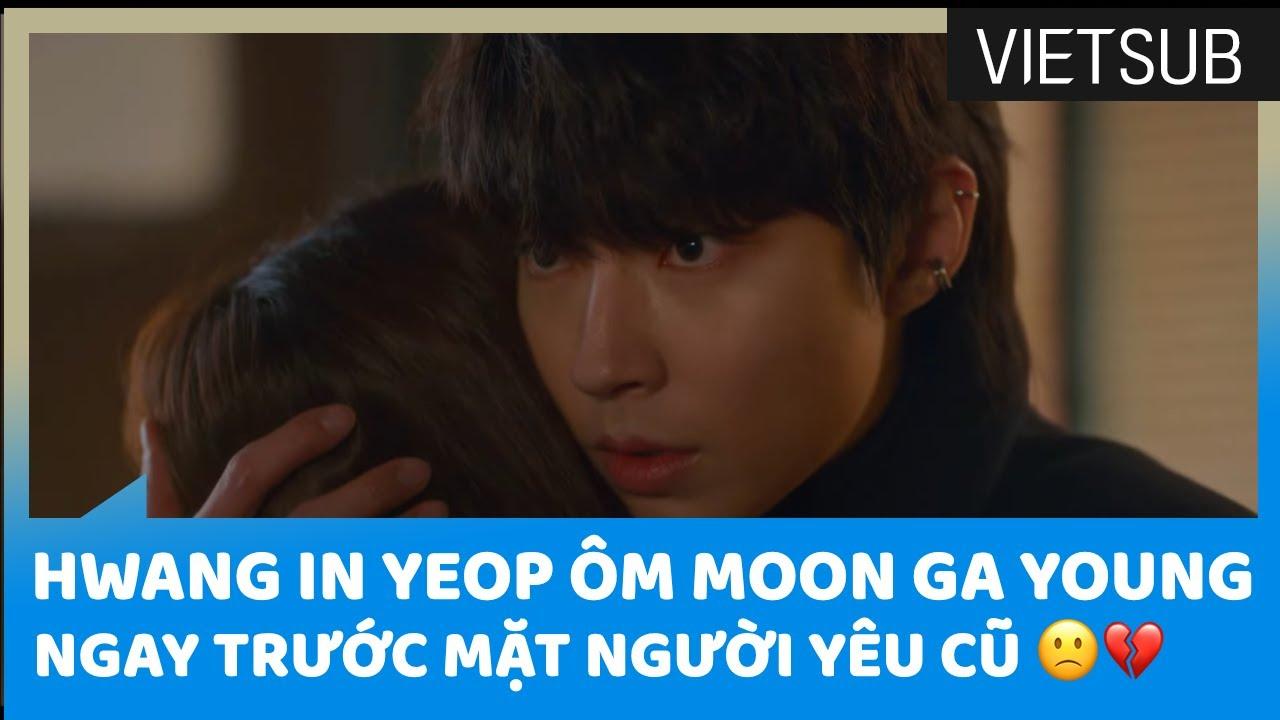 [Tập 15] #TrueBeauty Hwang In Yeop Ôm Moon Ga Young Ngay Trước Mặt Cha Eun Woo 💔😧 🇻🇳VIETSUB🇻🇳