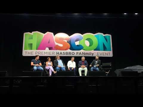 "HasCon 2017: ""Transformers: The Last Knight"" VIP Event Panel"