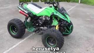 Motor Atv Baru 125cc Indonesia   Bulldog Motor Atv Surabaya
