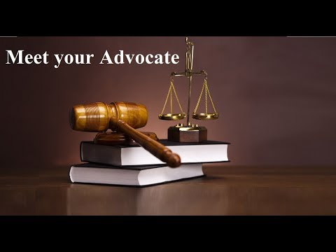 LEGAL MASTER: MEET YOUR ADVOCATE