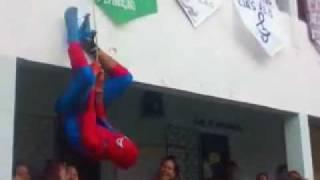 Peça DHC o homem aranha.3gp